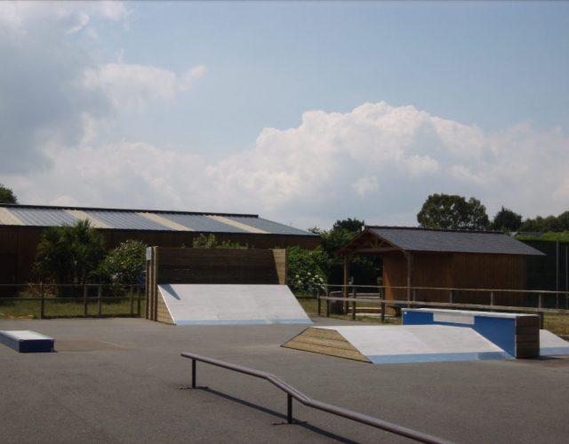 Skatepark fabricant bretagne