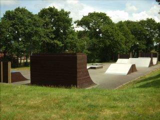 skatepark saint andre des eaux