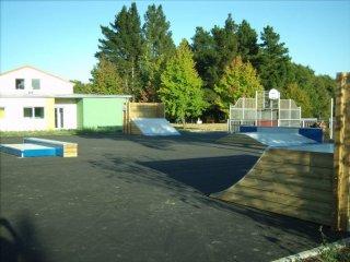 skatepark Saint Aignan de Grand Lieu